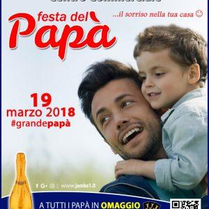 La Festa del Papà al Jambo