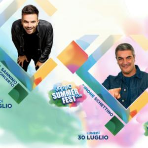 Jambo Summer Fest 2018 – Lunedì 30.07 Andrea Sannino/Simone Schettino
