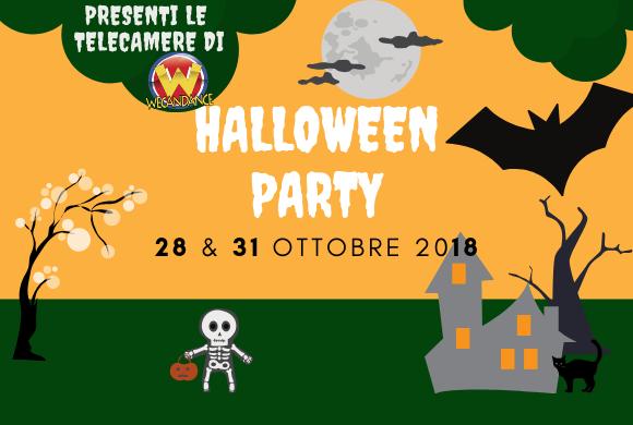 Halloween Party – 28 & 31 Ottobre 2018