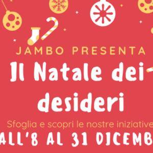 Jambo presenta: Il Natale dei desideri