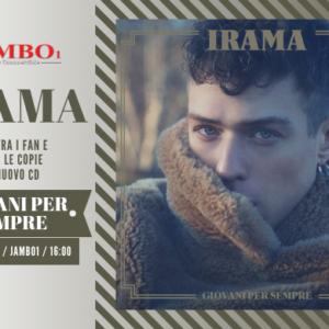IRAMA -18 Febbraio 2019- h.16:00