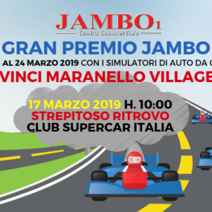 Gran Premio Jambo // 15-24 marzo // Jambo1