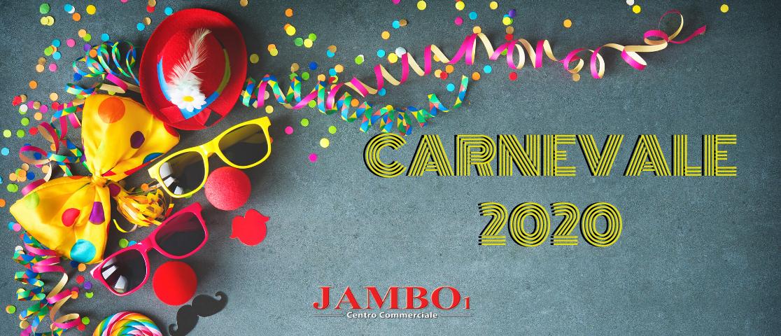 Carnevale 2020 al jambo