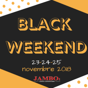 BLACK WEEKEND al Jambo1