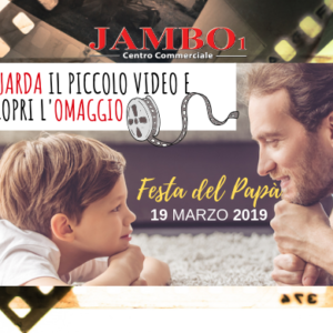 Festa del Papà // 19 marzo 2019