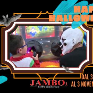 Crazy Halloween 2019 // Jambo1 // Dal 31 ottobre al 3 Novembre 2019
