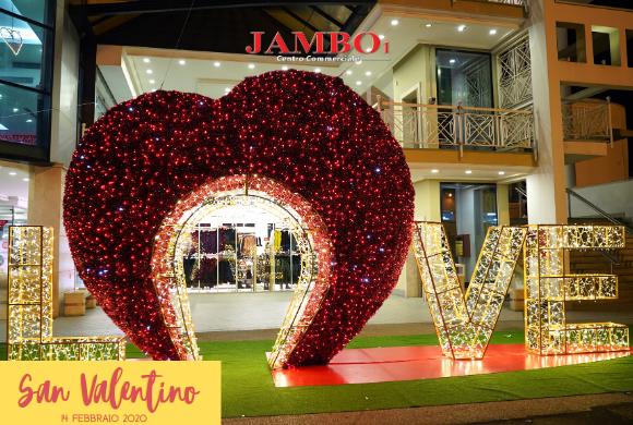 San Valentino // Jambo in Love // 14 e 15 febbraio 2020