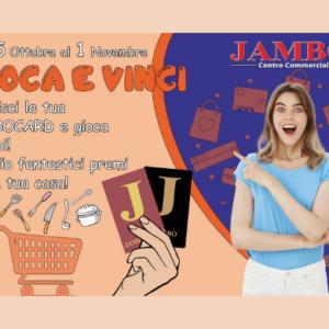 Gioca e Vinci | 15 ottobre – 1° novembre 2020